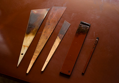 Tools for Lacquering