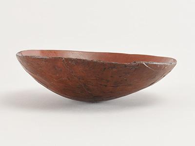 Wooden lacquerware from Jomon era found at Korekawa site